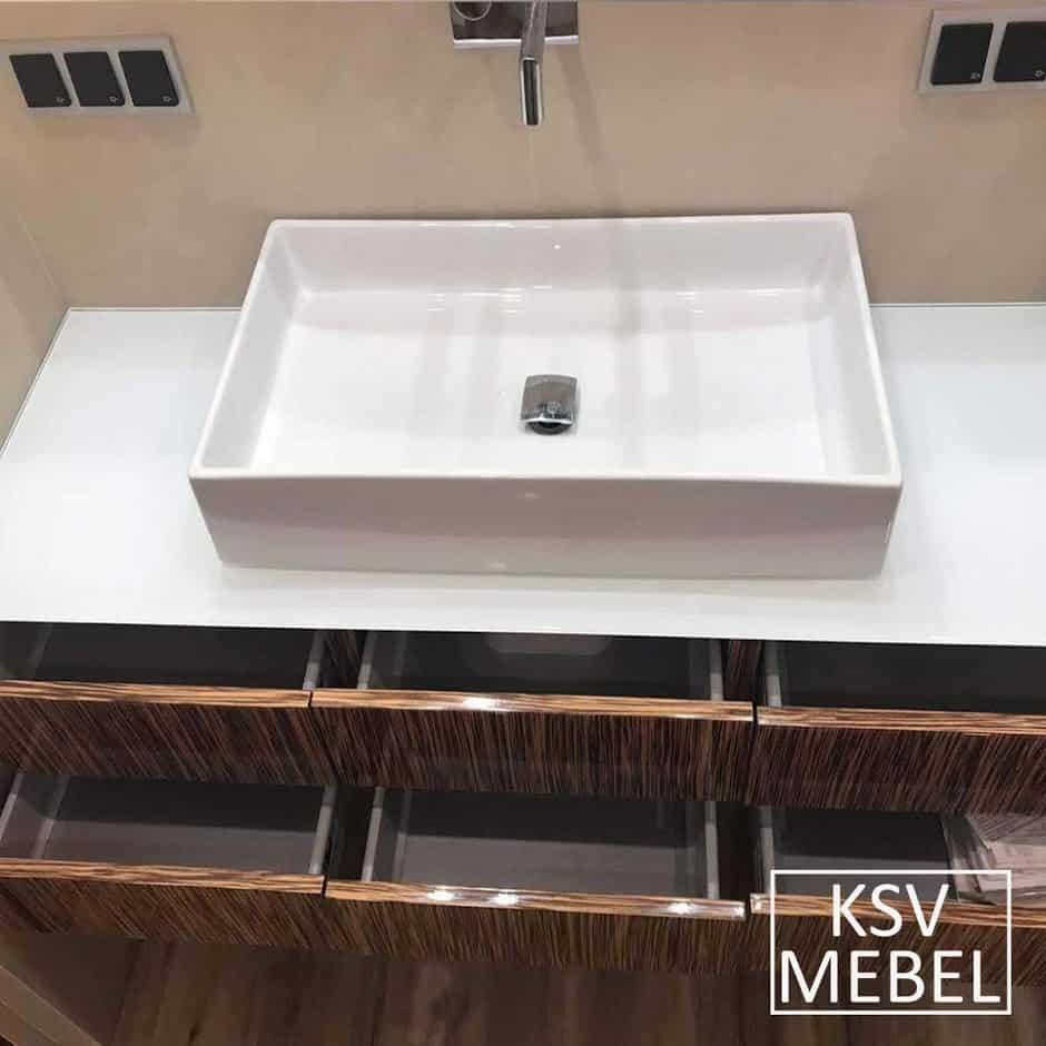 Мебель для ванной на 1600 мм