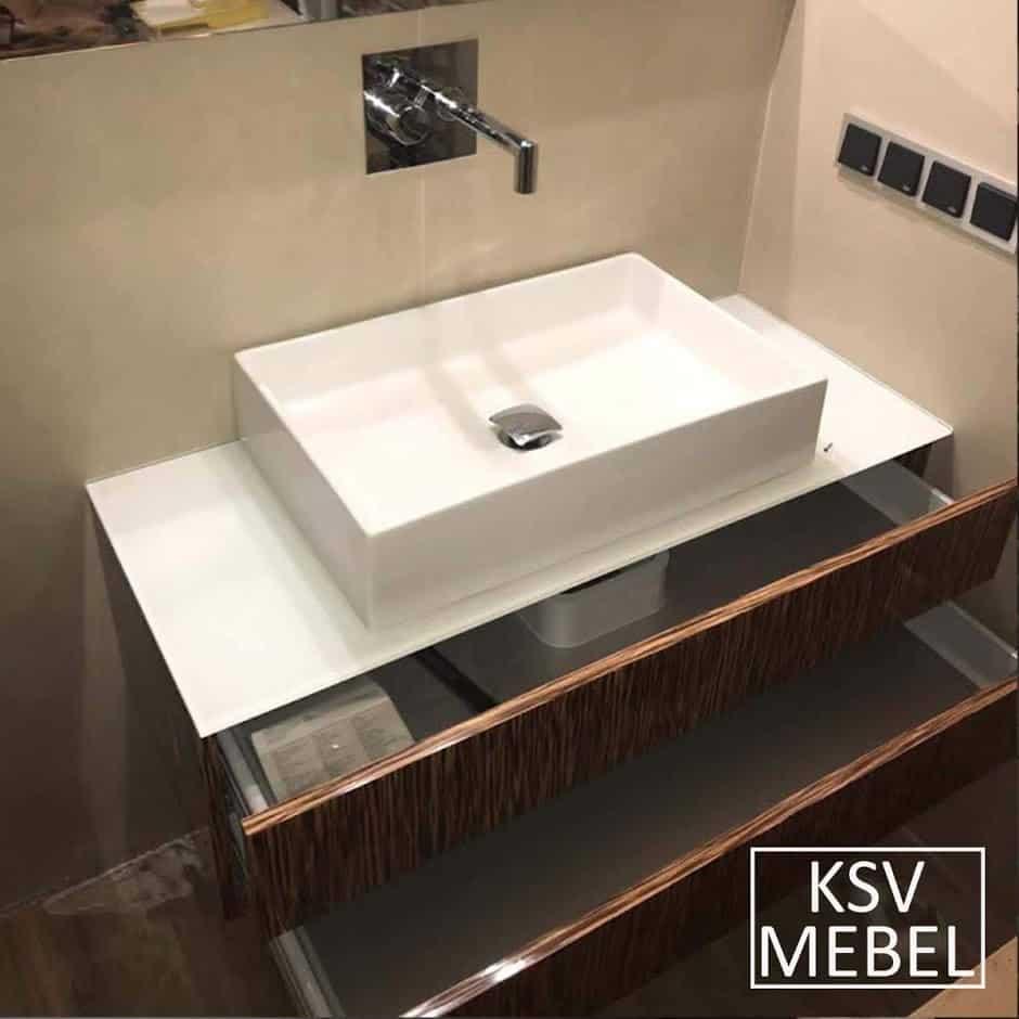 Мебель для ванной на 100 см