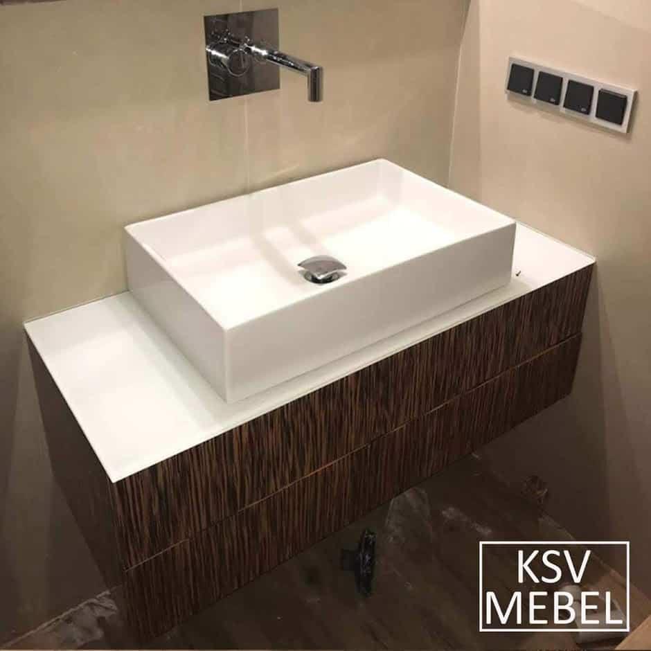 Мебель для ванной на 1000 мм