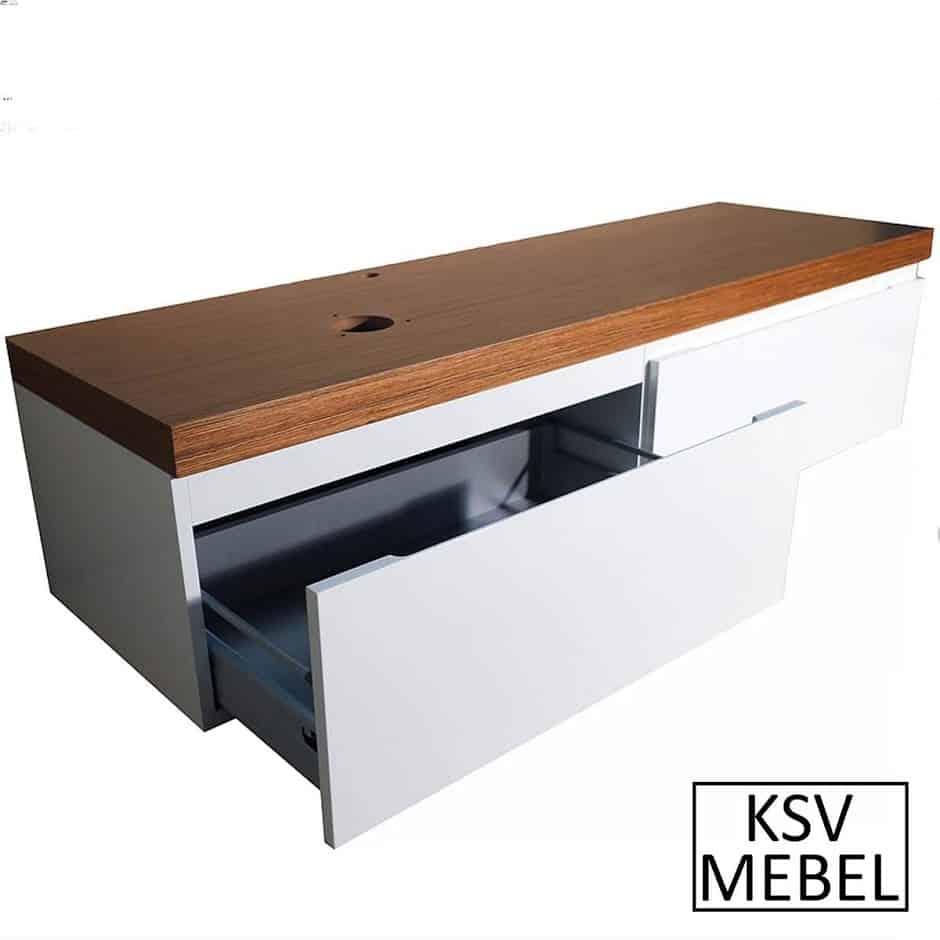 Комплект мебели со столешницей из МДФ