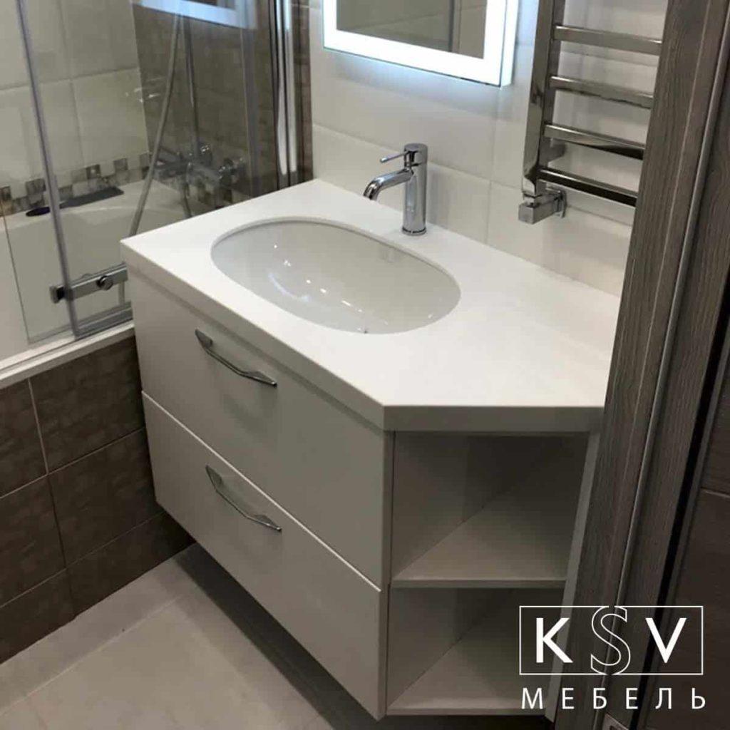Мебель для ванной ПО ИНДИВИДУАЛЬНОМУ РАЗМЕРУ