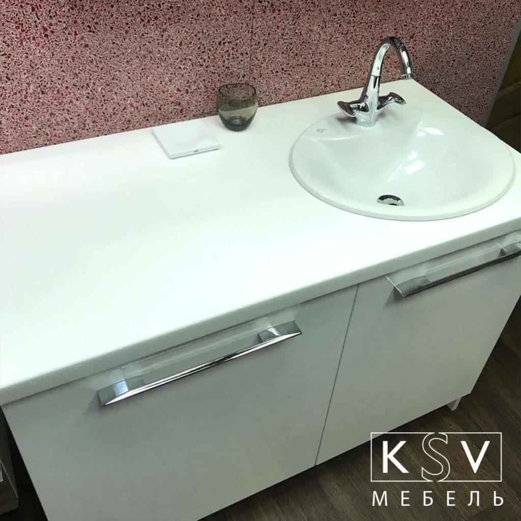 Комплект мебели на 120 см для стиральной машины