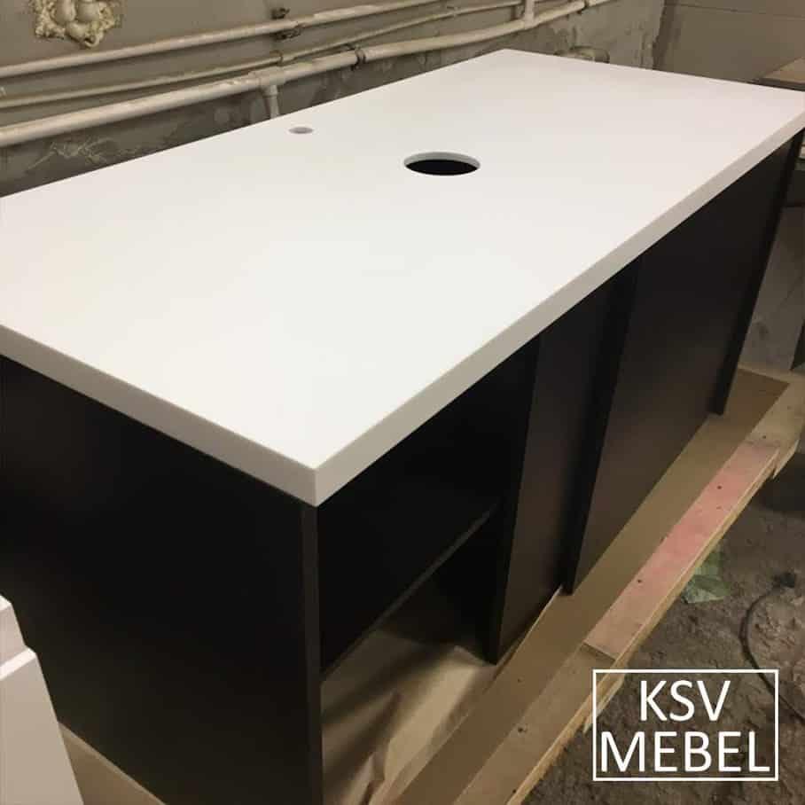 Мебель для стиралки с раздвижной дверкой