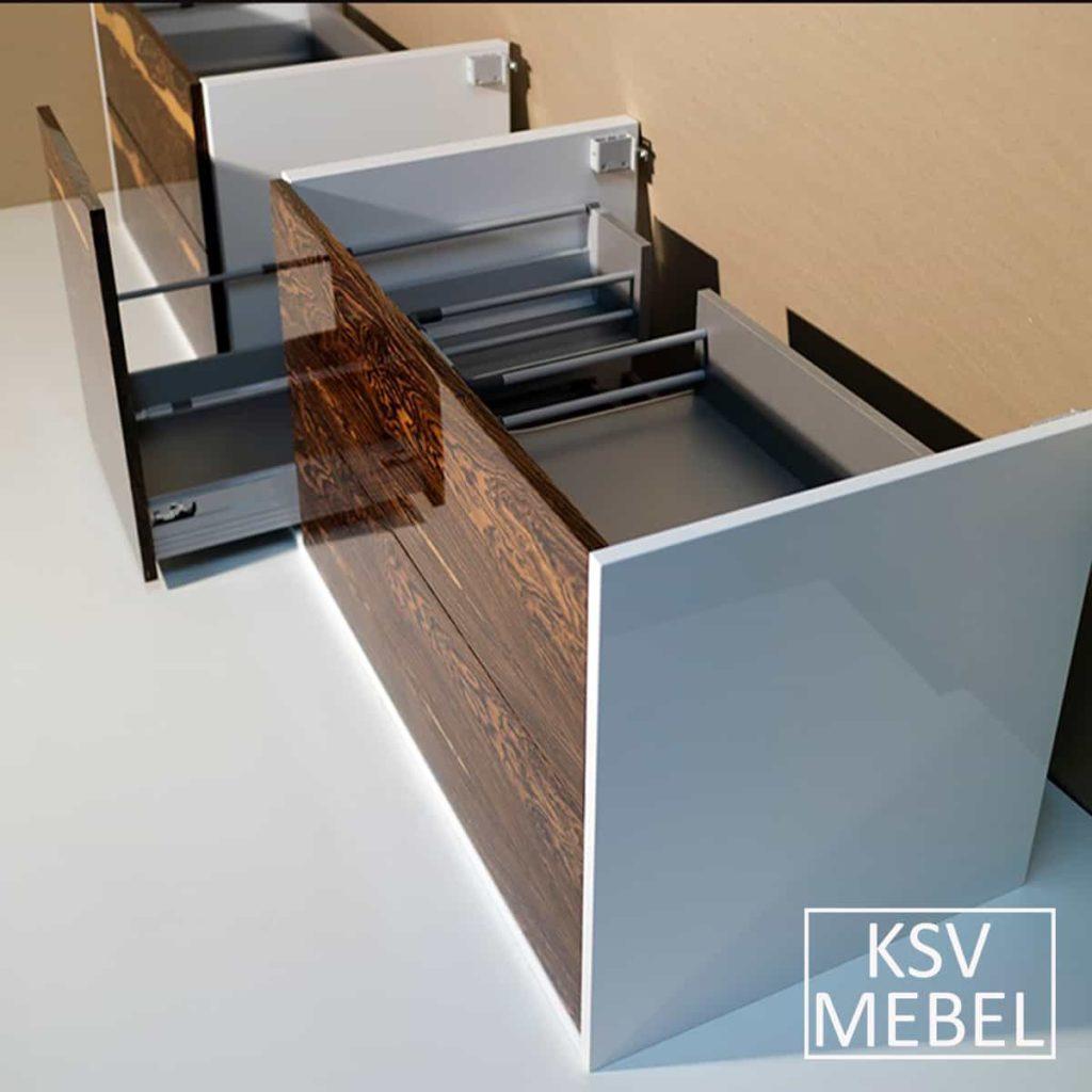 Мебель для ванной комнаты по индивидуальным размерам