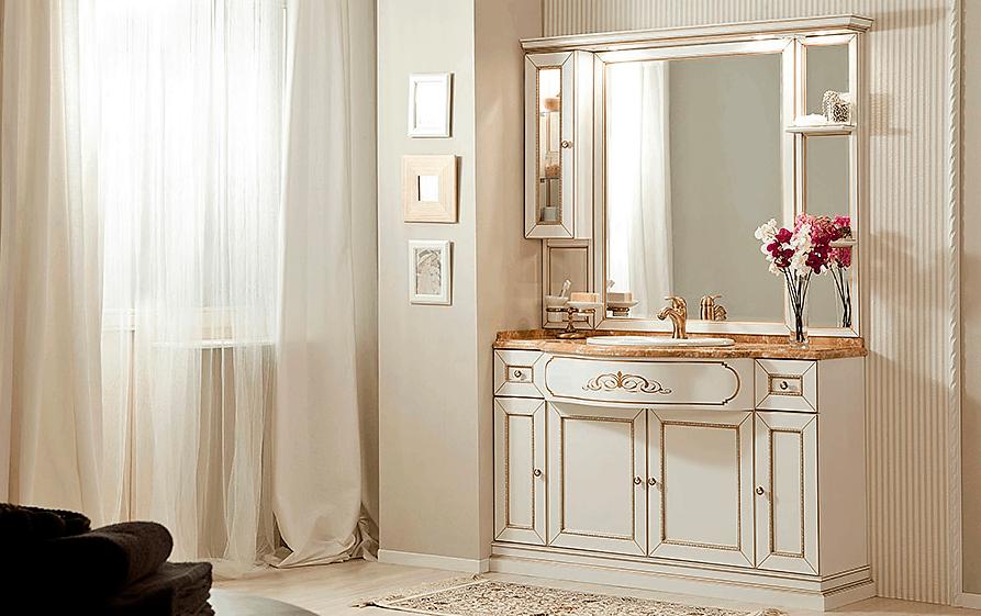 Идеи мебели для ванной